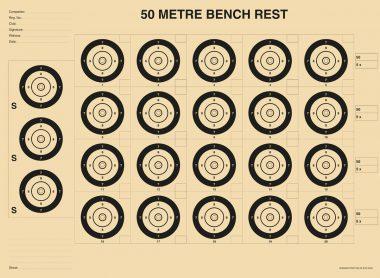 50 metre Bench Rest 510x373