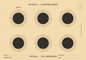 Air Rifle 10metre 230x160