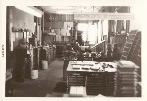 Photo taken at the Greenacre factory