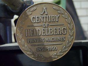 Heidelberg Badge