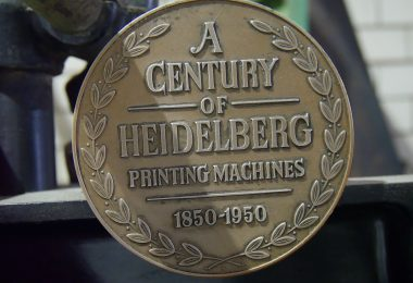 Heidelberg Badge