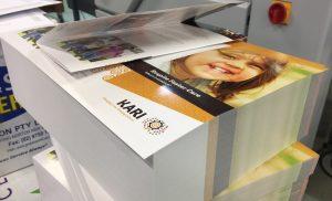 Two fold DL brochure
