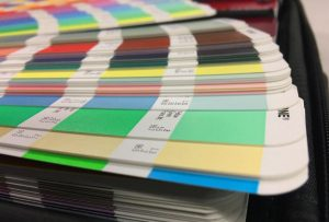 Pantone Colour Swatch Book
