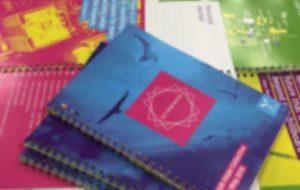 Wiro Bound Booklet