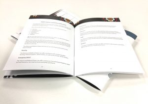 Saddle stitched educational booklets - 20pp + cover