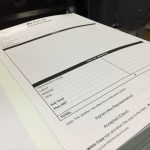 Carbonless docket books in Chipping Norton Sydney
