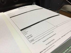 Carbonless docket books in Chipping Norton Sydney