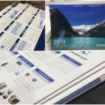 Custom Calendars and Desk Pads