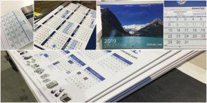 Custom Calendars and Desk Pads