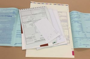 Printed Dockets and Forms