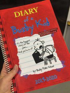 Busby Public School Year Book