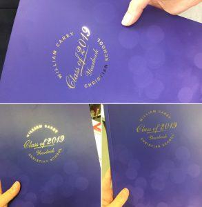 Perfect Bind Year Book