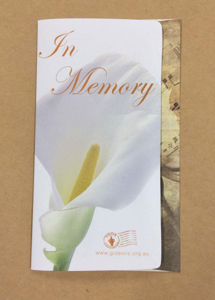Custom printed, diecut envelopes in Chipping Norton NSW