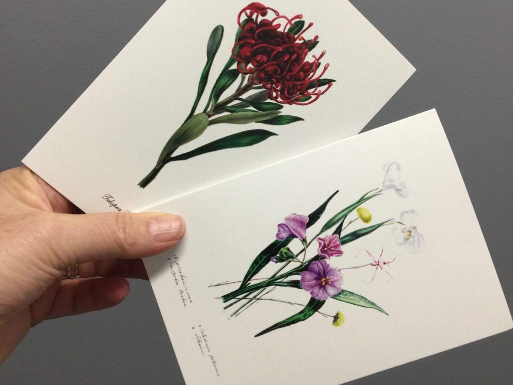 Eliza Blythe Greeting Card