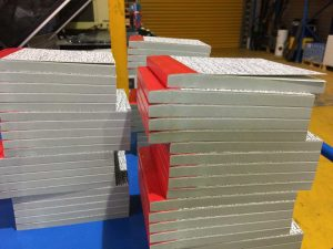 Quarter Bound Books waiting to be packed and shipped in Chipping Norton sydney