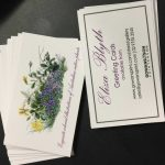 Laminated Business Cards in Chipping Norton Sydney, the perfect pocket size marketing tool