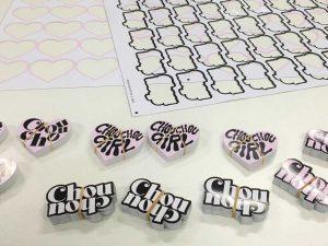 Contour Die-Cut Stickers